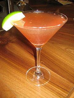 Happy Hour: Pomegranate Cosmo